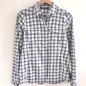 Arc'teryx Plaid Shirt